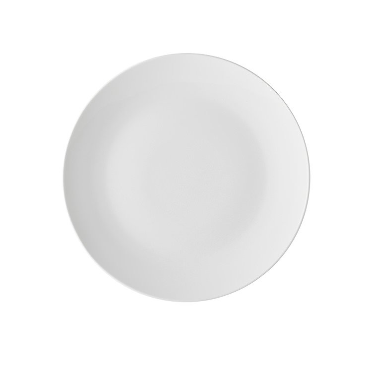 Maxwell & Williams White Basics Coupe Side Plate 19cm