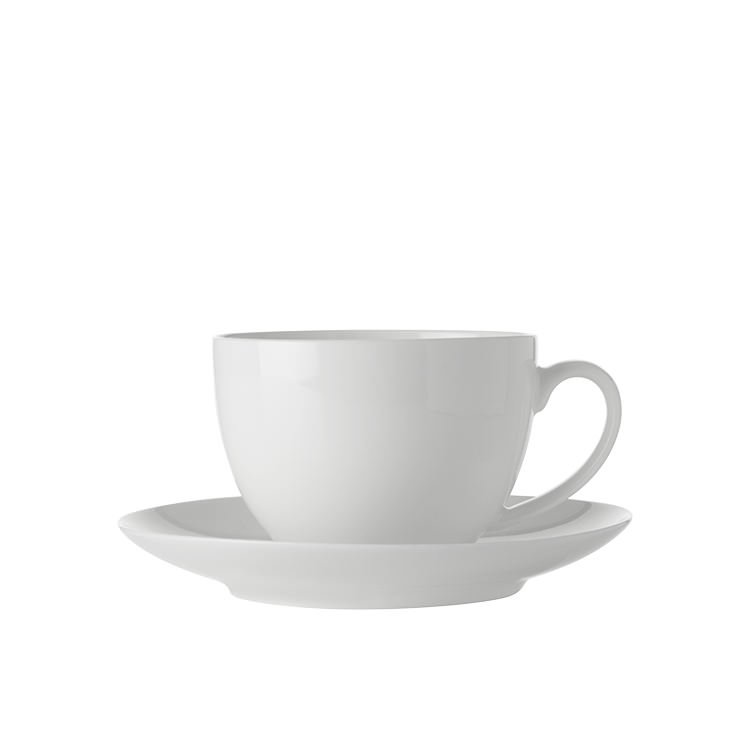 Maxwell & Williams White Basics Cup & Saucer 280ml