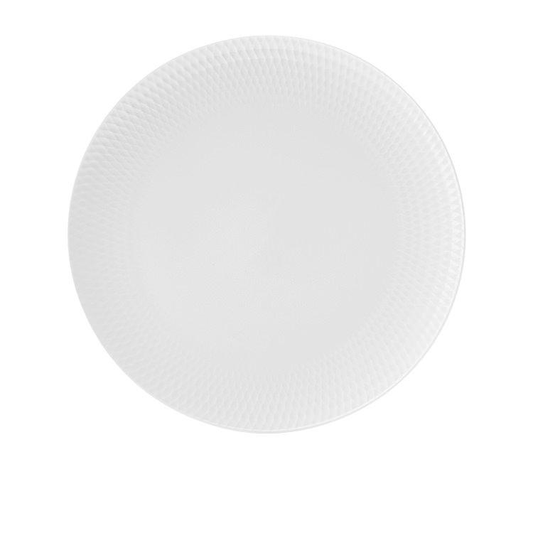 Maxwell & Williams White Basics Diamonds Dinner Plate 27cm