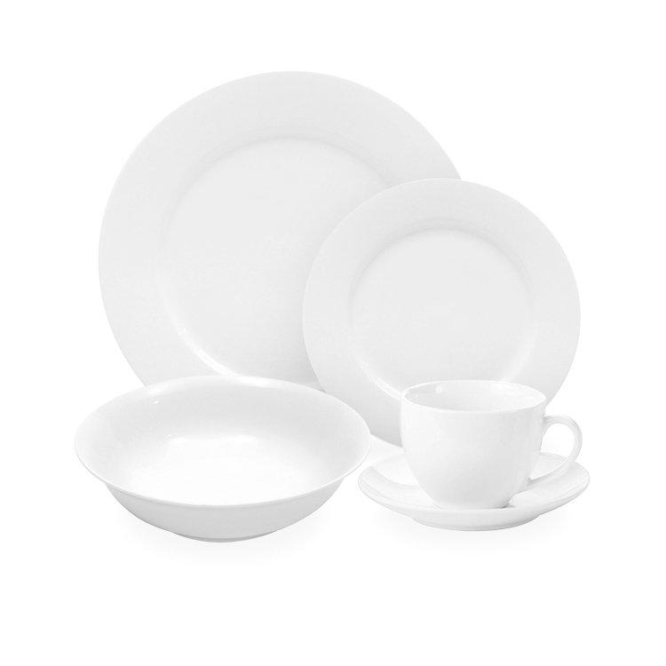 Maxwell & Williams White Basics European Dinner Set 20pc