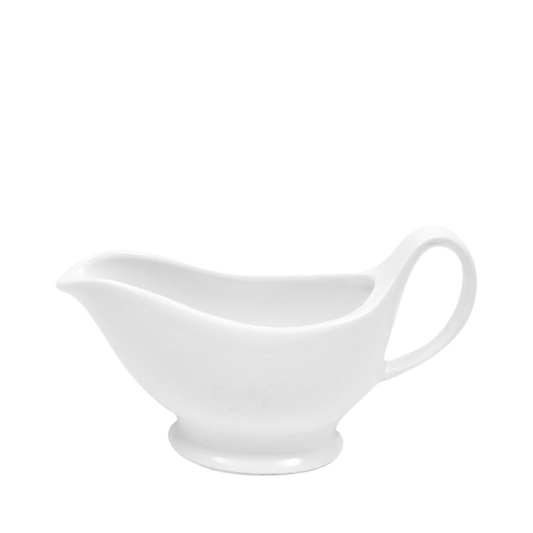 Maxwell & Williams White Basics Gravy Boat 400ml