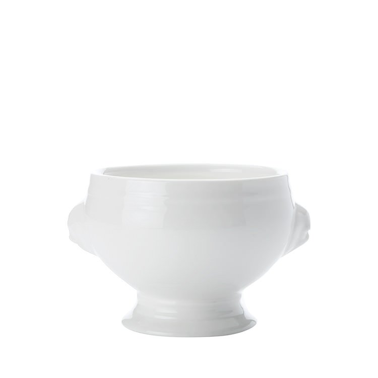 Maxwell & Williams White Basics Lion Soup Bowl 410ml