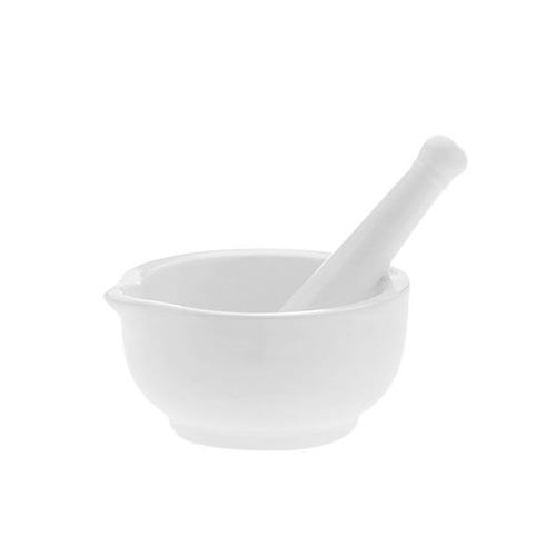 Maxwell & Williams White Basics Mortar & Pestle 9cm