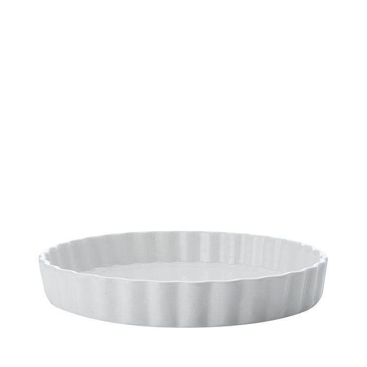 Maxwell & Williams White Basics Quiche 28cm