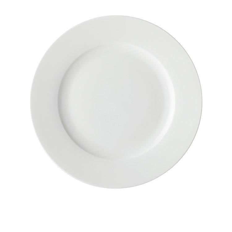 Maxwell & Williams White Basics Rim Dinner Plate 27cm