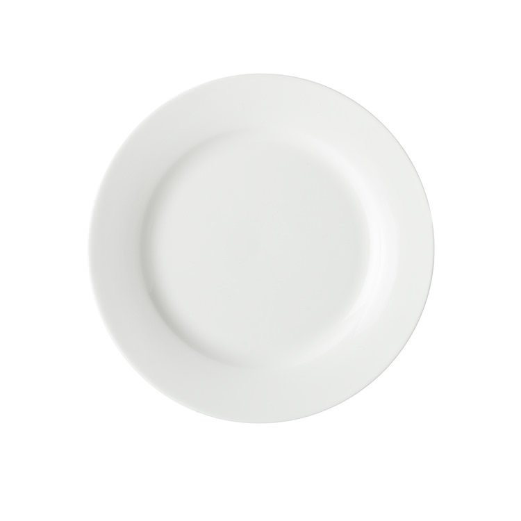 Maxwell & Williams White Basics Rim Side Plate 19cm