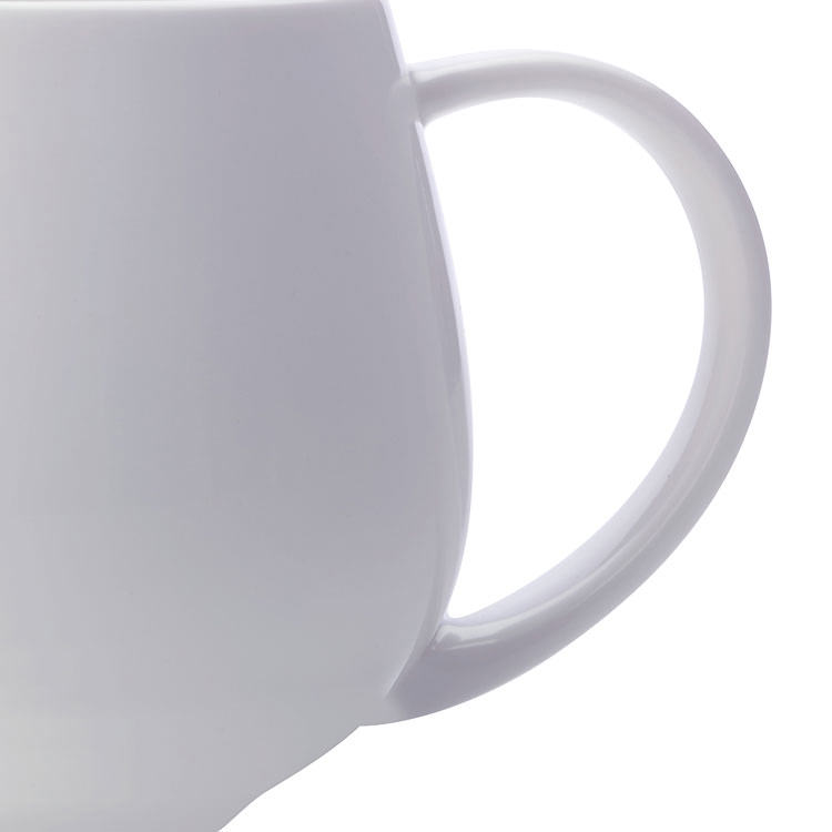 Maxwell & Williams White Basics Snug Mug 450ml