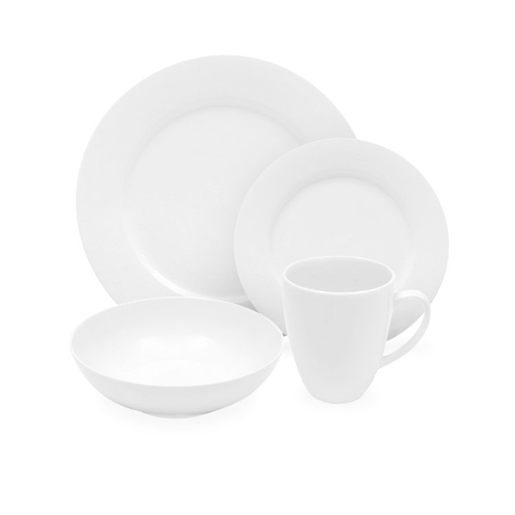 Maxwell & Williams White Basics Studio Dinner Set 16pc