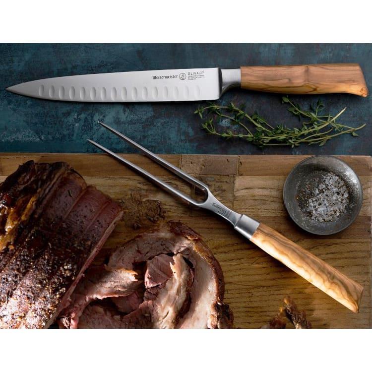 Messermeister Oliva Elite Carving Kullens Knife 20cm