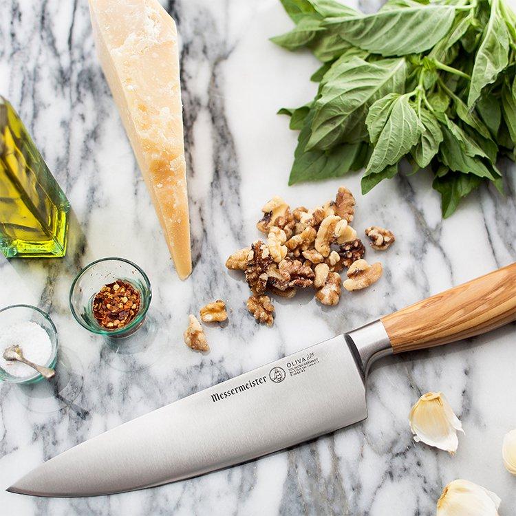 Messermeister Oliva Elite Stealth Chef's Knife 20cm