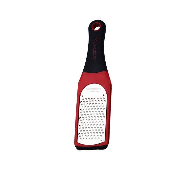 Microplane Artisan Coarse Grater Red