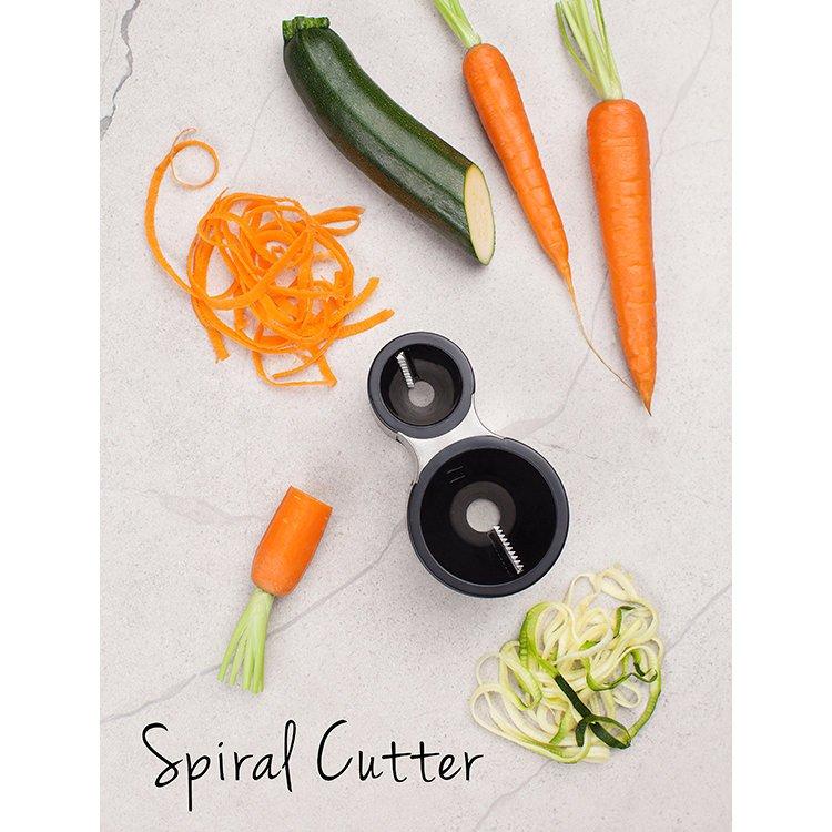 Microplane Spiral Cutter Black