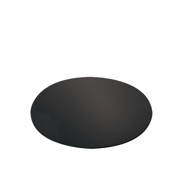 Mondo Cake Board Round Black 20cm