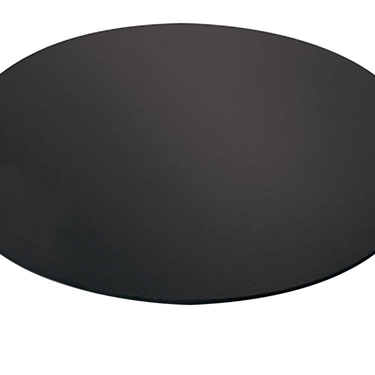 Mondo Cake Board Round Black 25cm image #2