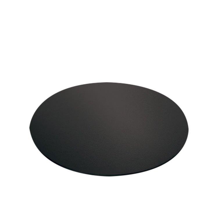 Mondo Cake Board Round Black 30cm