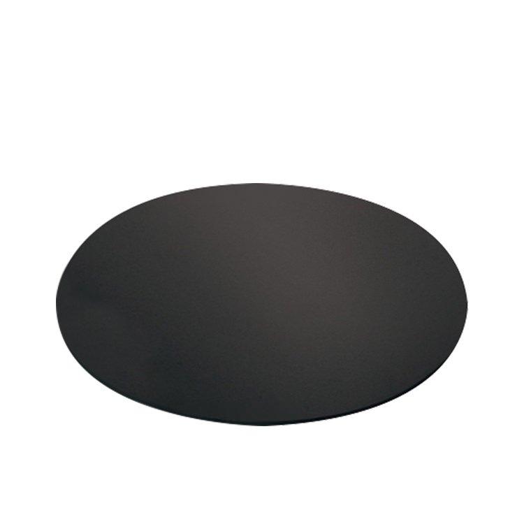 Mondo Cake Board Round Black 35cm