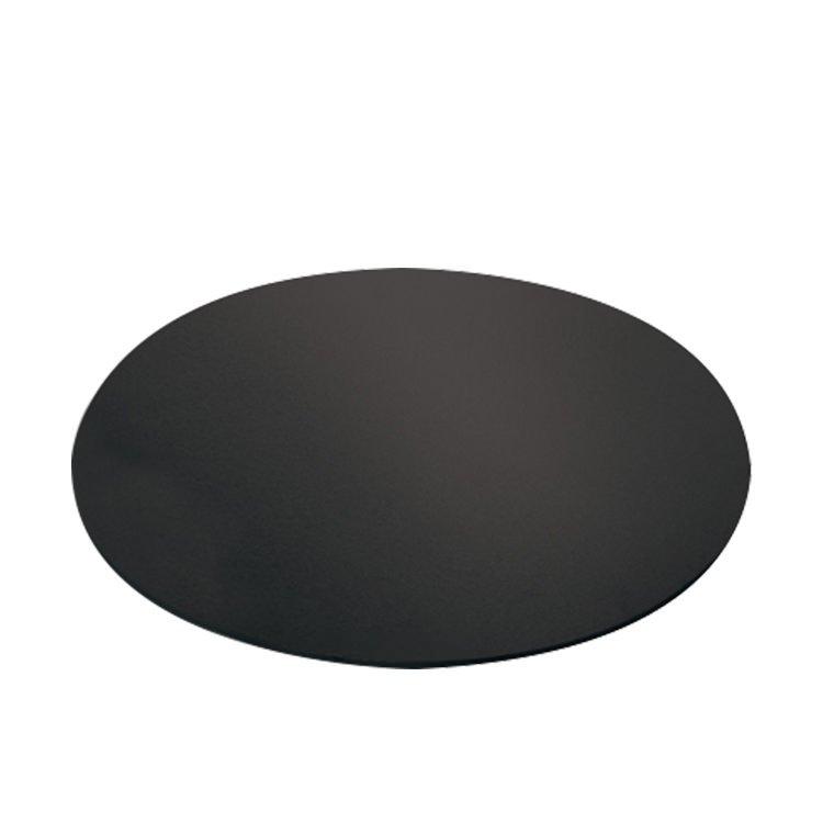 Mondo Cake Board Round Black 40cm