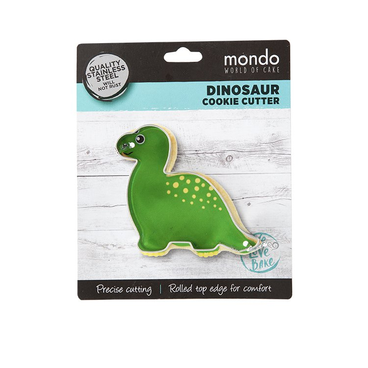 Mondo Cookie Cutter Dinosaur