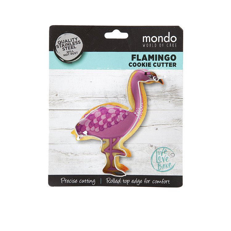 Mondo Cookie Cutter Flamingo