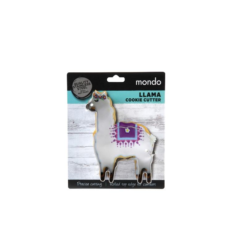 Mondo Cookie Cutter Llama