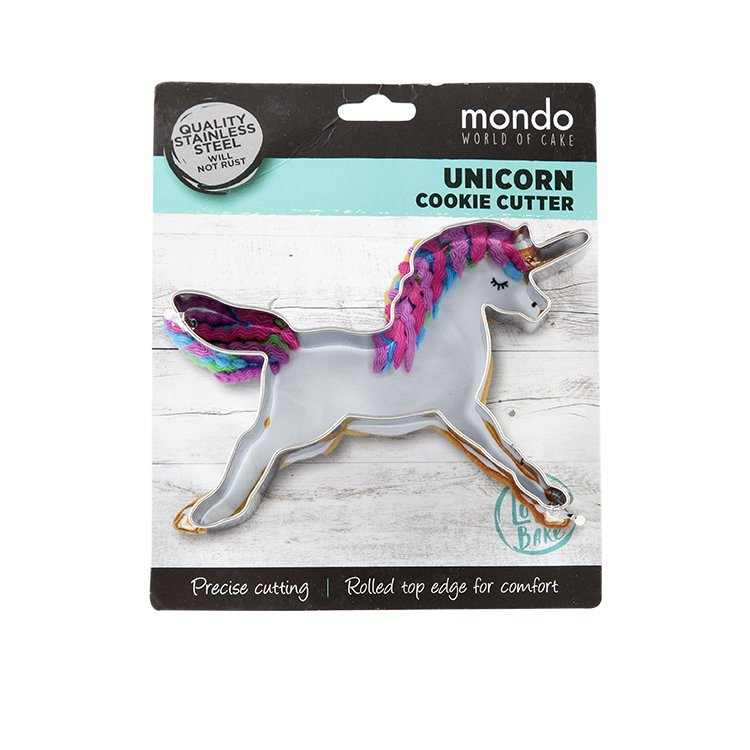 Mondo Cookie Cutter Unicorn
