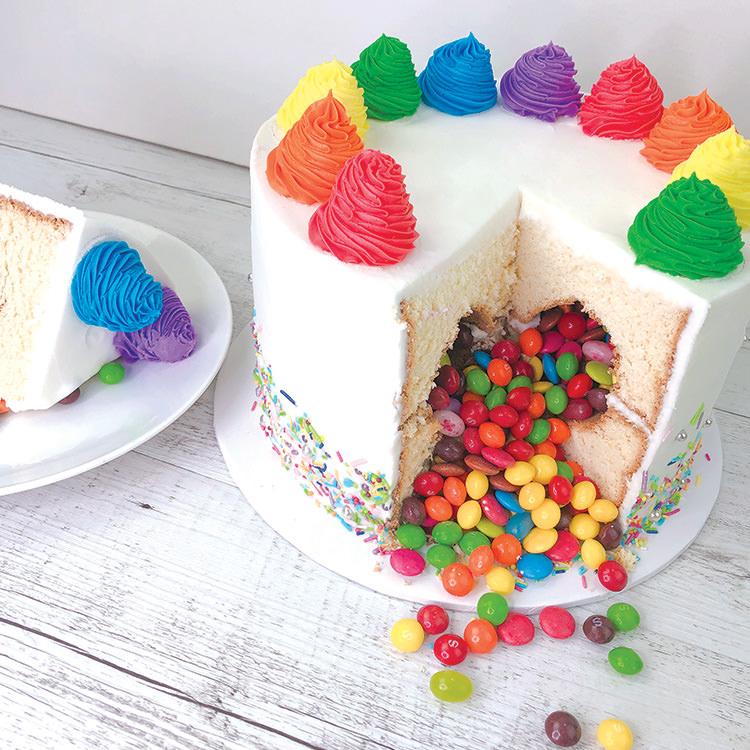 Mondo Pinata Cake Pan Set of 2