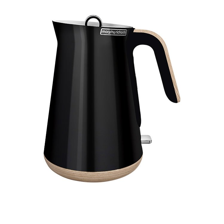 Morphy Richards Aspect Scandi Kettle Black