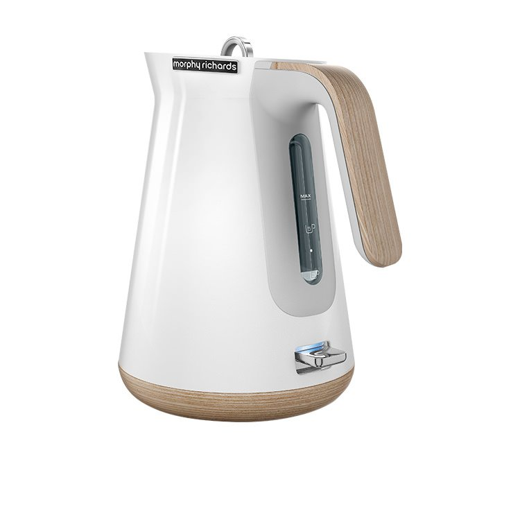 Morphy Richards Aspect Scandi Kettle White