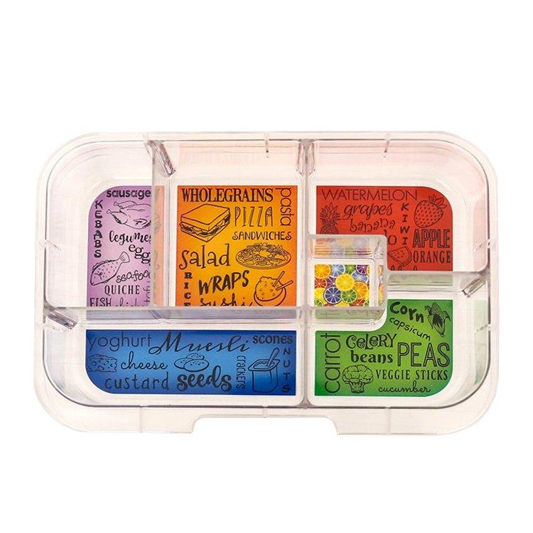 Munchbox Maxi 6 Bento Box Midnight Blue