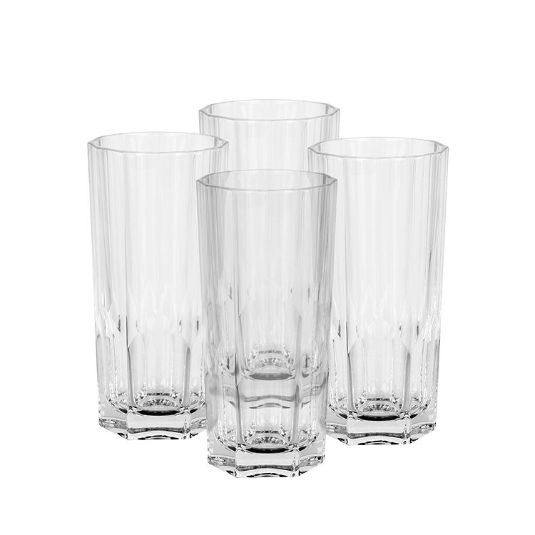 Nachtmann Aspen Long Glass Set of 4