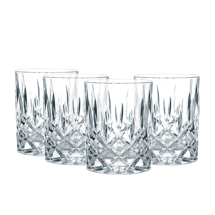 Nachtmann Noblesse Whiskey Tumblers 295ml Set of 4