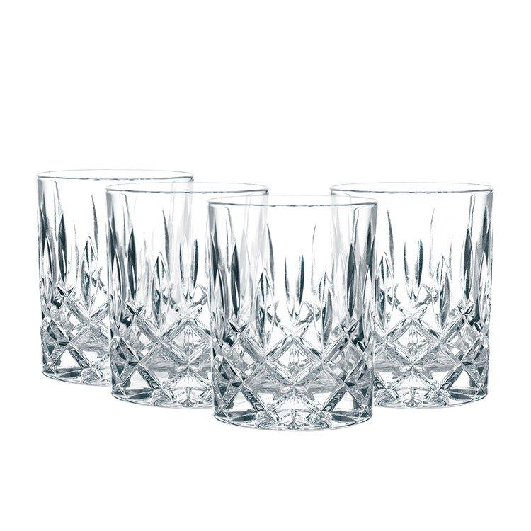 Nachtmann Noblesse Whiskey Tumblers 295ml Set of 4