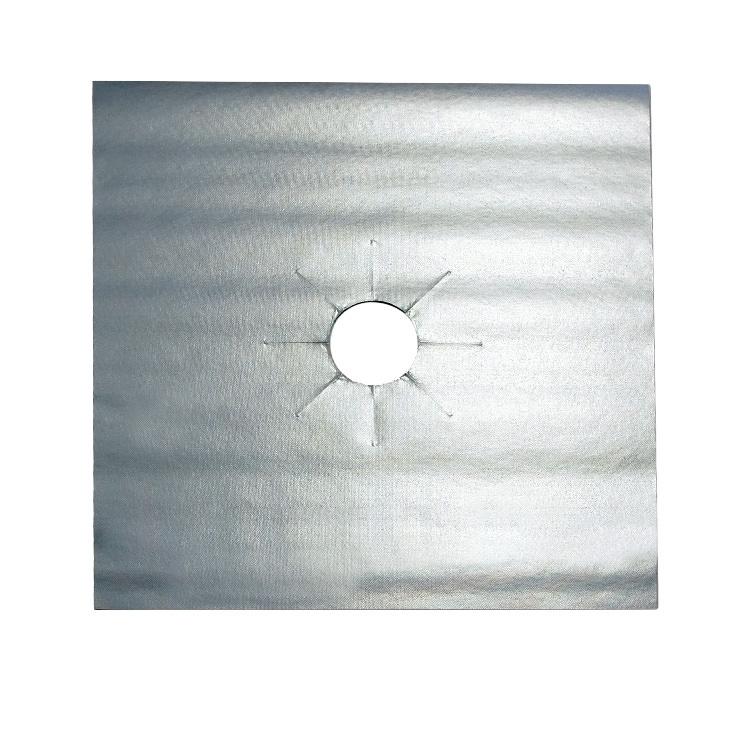 NoStik Reusable 4pc Gas Cooktop Protector Set 27x27x0.1cm