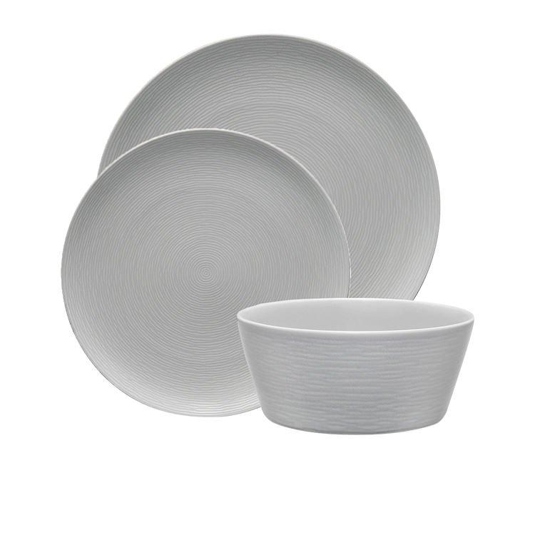 Noritake GoG Swirl Dinner Set 12pc
