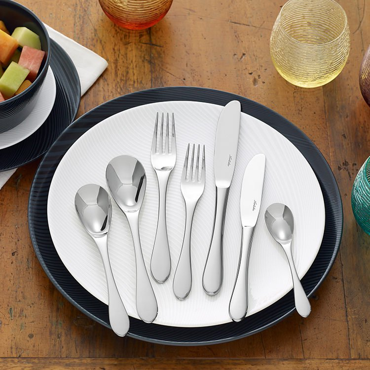 Noritake Monterosso 24pc Cutlery Set