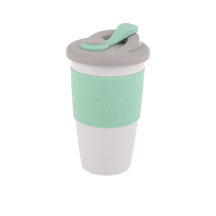 Oasis Biodegradable Eco Cup 454ml Spearmint