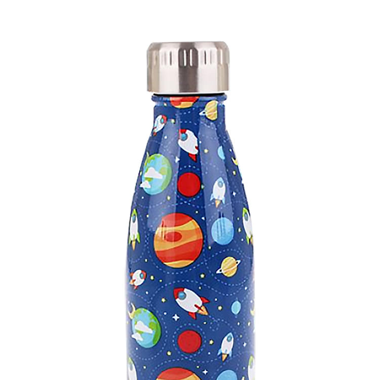 Oasis Double Wall Insulated Drink Bottle 500ml Outer Space