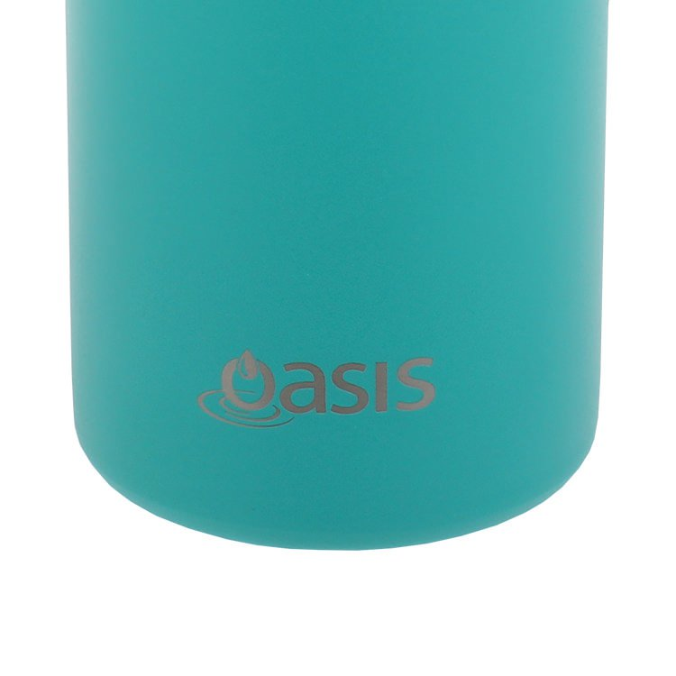 Oasis Double Wall Insulated Sports Bottle 780ml Turquoise image #3