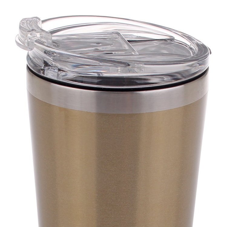 Wall Double 480ml Mug Insulated Travel Oasis Champagne gYbfy76v
