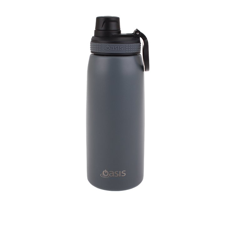 Oasis Double Wall Insulated Sports Bottle 780ml Steel