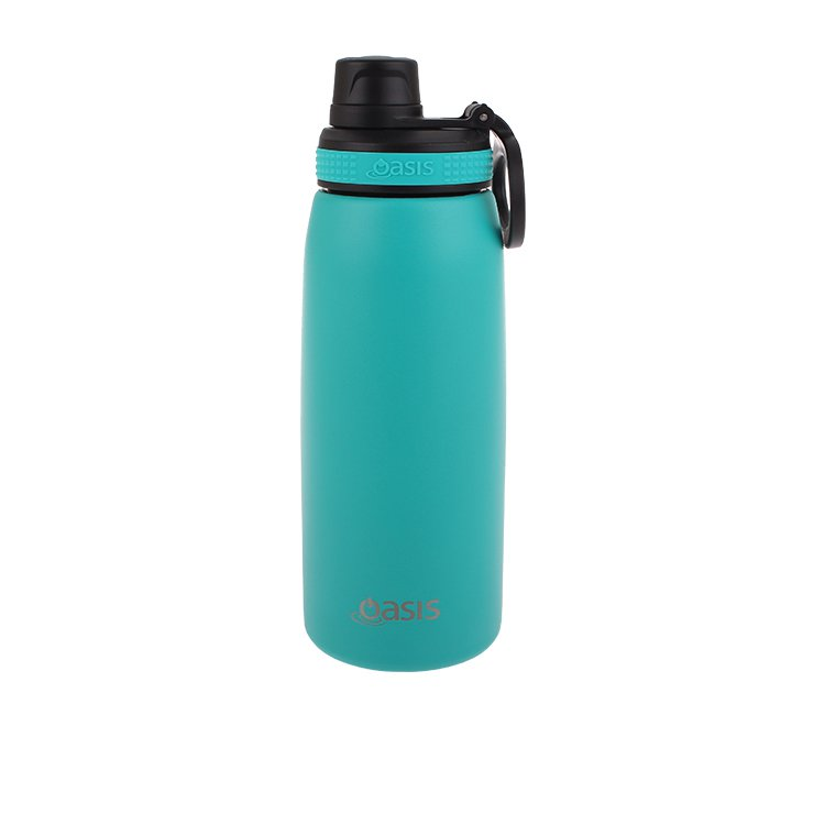 Oasis Double Wall Insulated Sports Bottle 780ml Turquoise