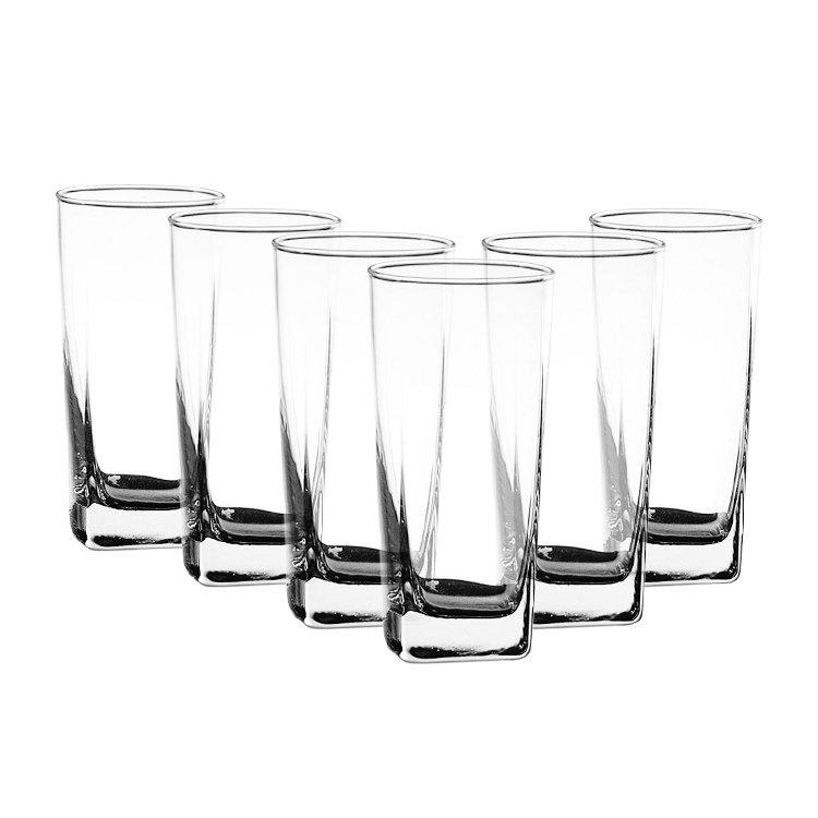 Ocean Plaza Hi-Ball Glass 320ml Set of 6