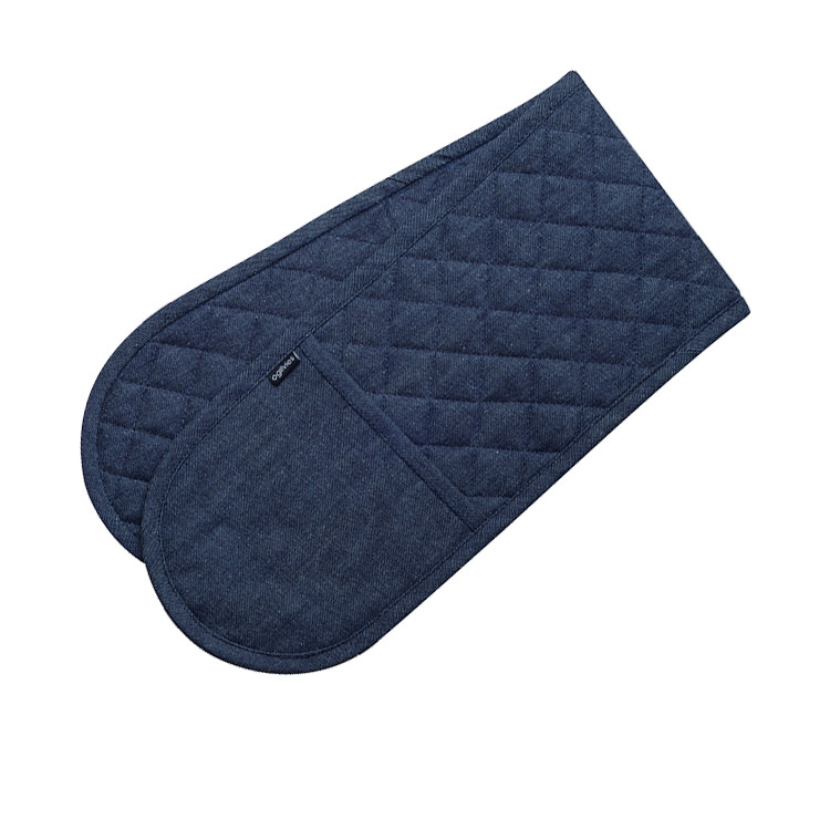 Ogilvies Designs Denim Double Ended Mitt Barbecue Wear