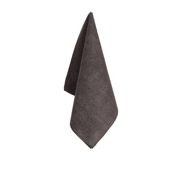 Ogilvies Designs Micro Extra Thick Towel Grey