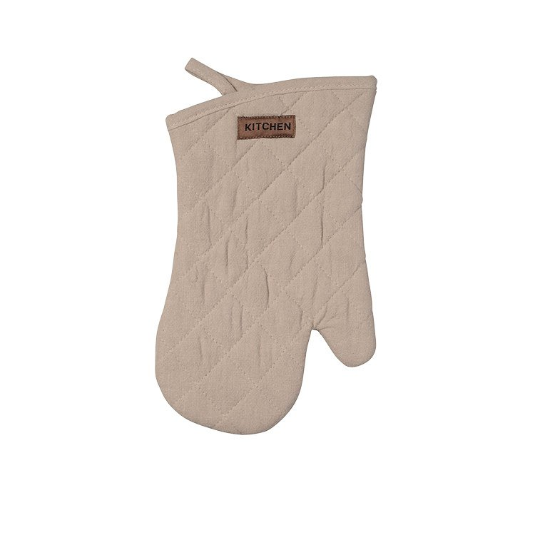 Ogilvies Designs Ramie Eco Oven Glove Stone