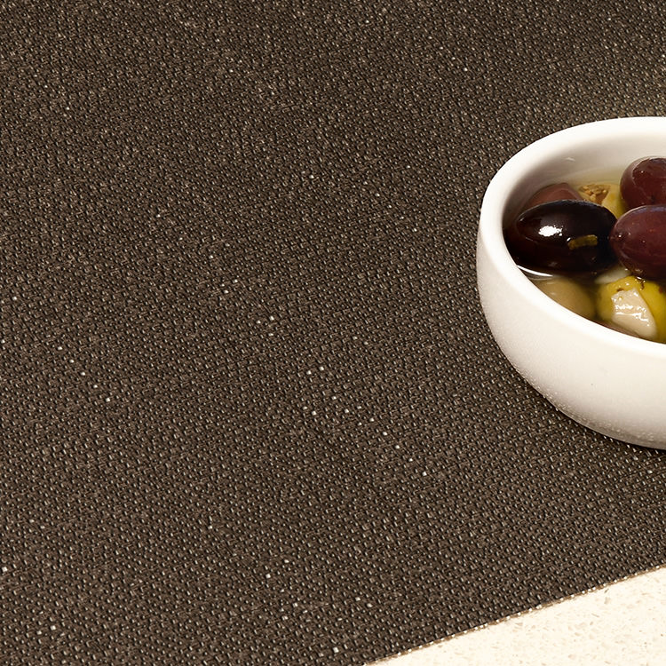 Ogilvies Designs Woven Living Tex Placemat Cocoa