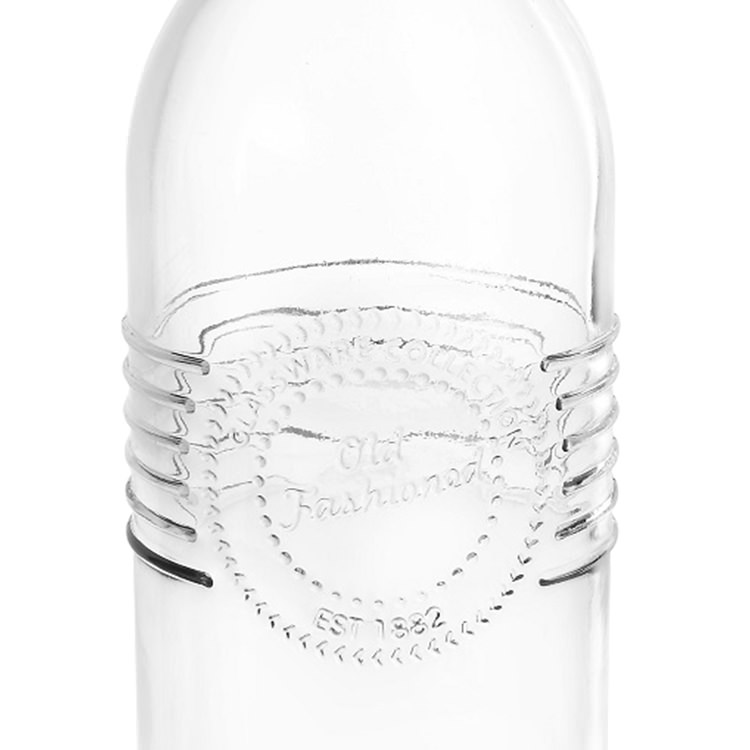 Salisbury & Co Old Fashioned Clip Top Water Bottle 1L