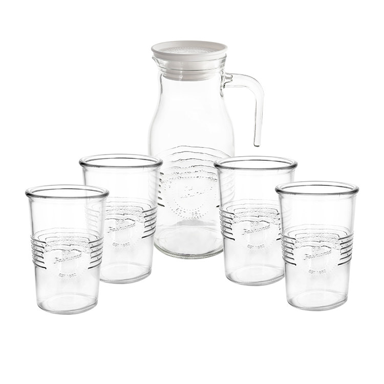 Old Fashioned Drink Set 5pc