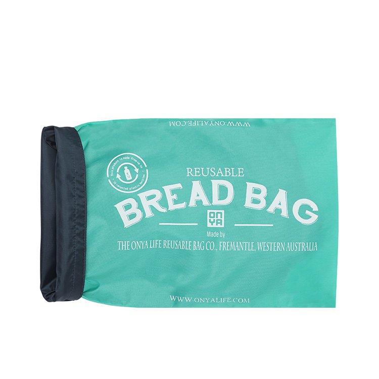 Onya Reusable Bread Bag Aqua