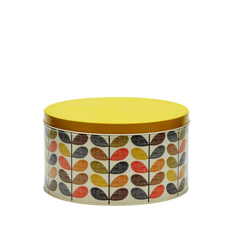 Orla Kiely Multi Stem Round Cake Tin Large